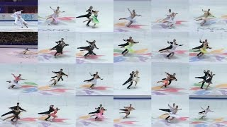 "[HD] 24 Teams ""Golden Waltz"" - 1998 Nagano Olympics - CD - Grishuk, Platov, Krylova, Anissina..."