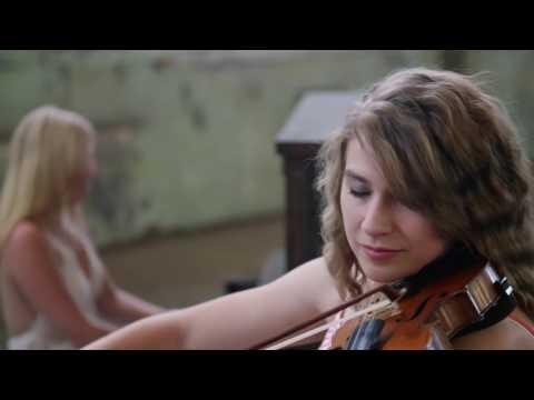 Lara and Taylor play Aeris's Theme from Final Fantasy VII