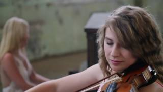 Lara and Taylor play Aeris's Theme from Final Fantasy VII