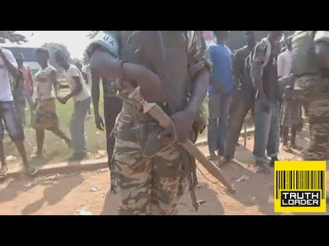 Peacekeepers implicated in torture, murder and disappearances in CAR - Truthloader