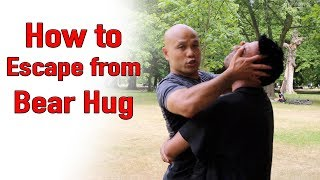 How to Escape from Bear Hug