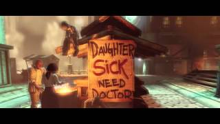 Bioshock Infinite:Gameplay Trailer(Fan Art/Part 1)