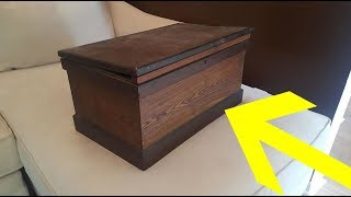 Woman Finds Wooden Chest In A Closet, And Discovers A Treasure Trove Of History
