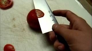 Konosuke HD vs tomato