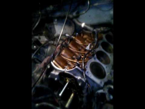 2002 land rover discovery 2 removing camshaft youtube rh youtube com