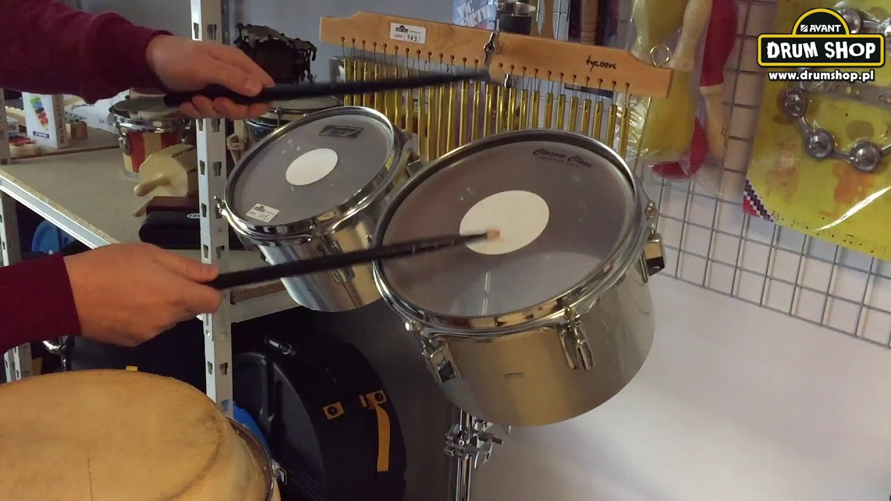 drumshop pl Pearl - Timbalesy/concert tomy 8