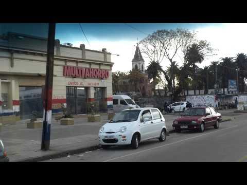 Paseando por Montevideo, Calle Lezica , Aeropuerto de Melilla 1/2
