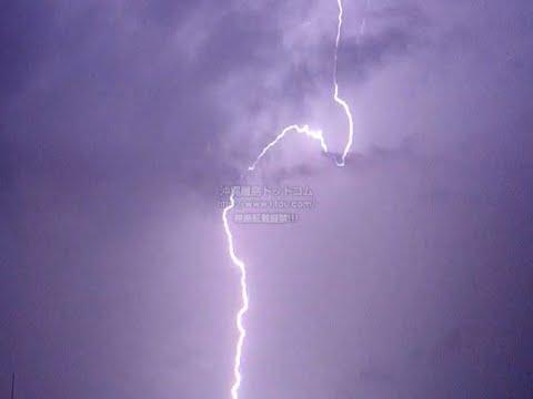 沖縄の雷2019/06/02早朝