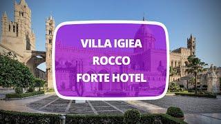 Villa Igiea, Rocco Forte Hotel (Palermo, Italy)