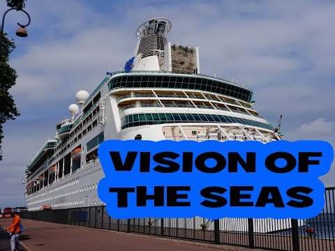 Vision of the seas tour - Royal Caribbean