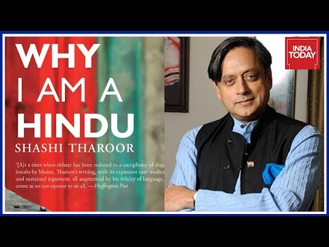 'BJP's Hinduism Is Of Intolerance, Bigotry' : Shashi Tharoor Exclusive On His Book 'Why I Am Hindu'