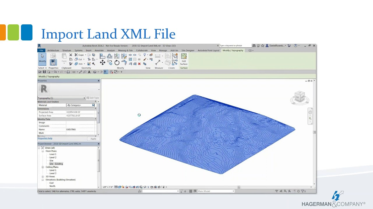 Hitting the Slopes with the Revit Site Designer Plugin