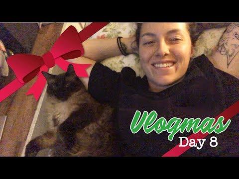 TATTOO TIME | Vlogmas Day 8 | That Wife Life thumbnail
