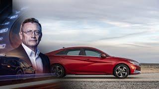 Организованные скидки.  Тест-драйв Hyundai Elantra 2021.  Минтранс.  (15.05.2021)