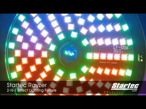 Startec Rayzer au DJ Expo 2018
