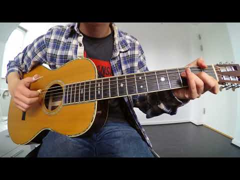 Lukas Graham - Love Someone - Fingerstyle Guitar Cover
