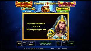 Vampire Fortunes kostenlos spielen - Novomatic / 707 Games