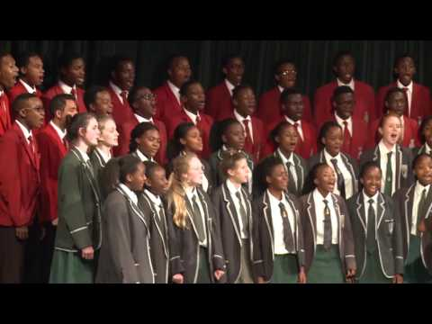 St  Georges College & Chisipite Senior School Choir NIAA 2015 Honours Concert