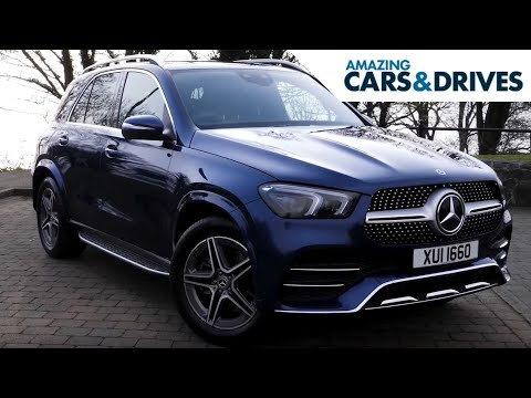 Mercedes-Benz GLE 300D 4MATIC AMG | 2019 Mercedes Benz GLE 300D SUV | Explore this luxurious car