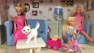 Куклы Барби Мультик для девочек Ищем Блиссу Подруга Барби Barbie doll Новые серии Алинка Малинка ТВ