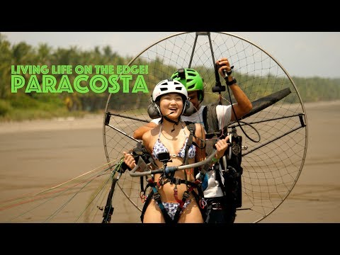 Traveling Jaco - Fresh Food Market and Flying with ParaCosta