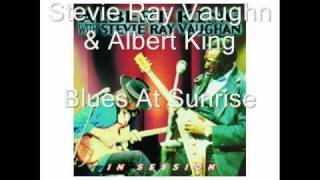 stevie ray vaughn & albert king - blues at sunrise