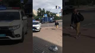 В центре Киева произошла стрельба: первое видео, 3.07.2018