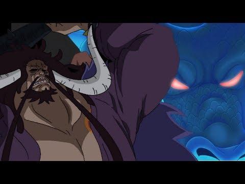 BLUE KAIDO | The Legendary Dragon King and Momonosuke | One Piece