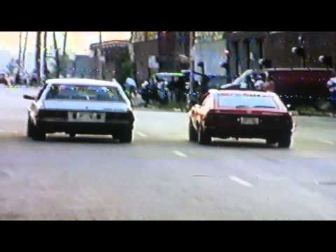 1996 Hunts Point in the bronx street drag racing