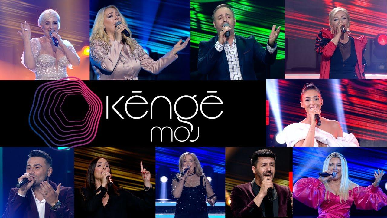 Download KENGE MOJ - Nata finale - 8 Qershor 2021 - Show - Vizion Plus