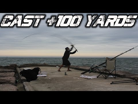 The POWER Surf Cast Every Surf Fishing Angler Needs To Know!