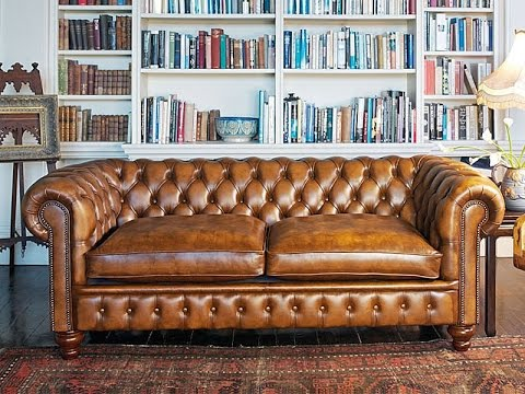 Interior Design Ideas With Chesterfield Sofa