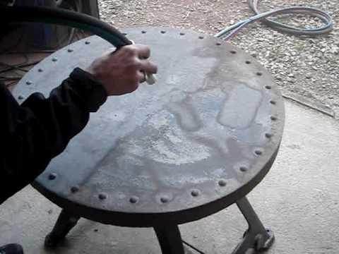decaper du metal resine de protection pour peinture. Black Bedroom Furniture Sets. Home Design Ideas