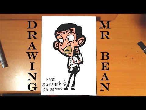 how-to-draw-mr-bean-cartoon-easy-for-kids-|-#mrusegoodart