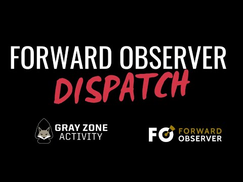 Dispatch Intel Brief for Friday, 26 March 2021
