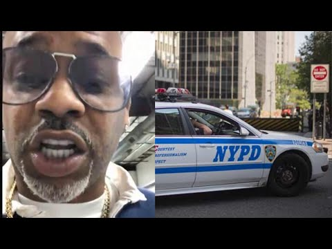 WARRANT Issued For The ARREST OF  Dame Dash In New York!