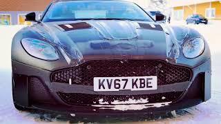 Aston Martin DBS Superleggera to Pack 700+ HP 5.2L Twin-Turbo V12