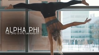 Alpha Phi Ohio State Recruitment 2017