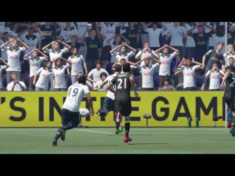 Nice Harry Kane Goal