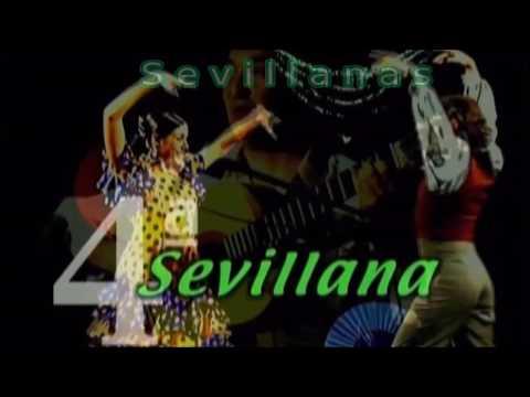 Capítulo: 08-11.Cuarta Sevillana.Preparación&Posición.Baile en ...