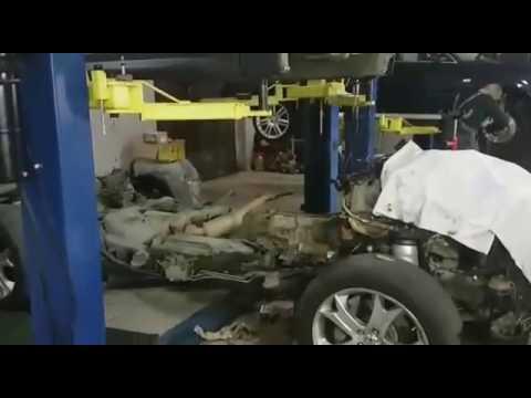 Замена турбины Ренж Ровер