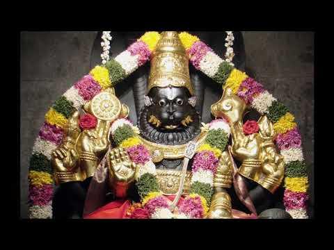 Lakshmi narasimha swamy sahasranamam stotram - Part I | TK_Swamy