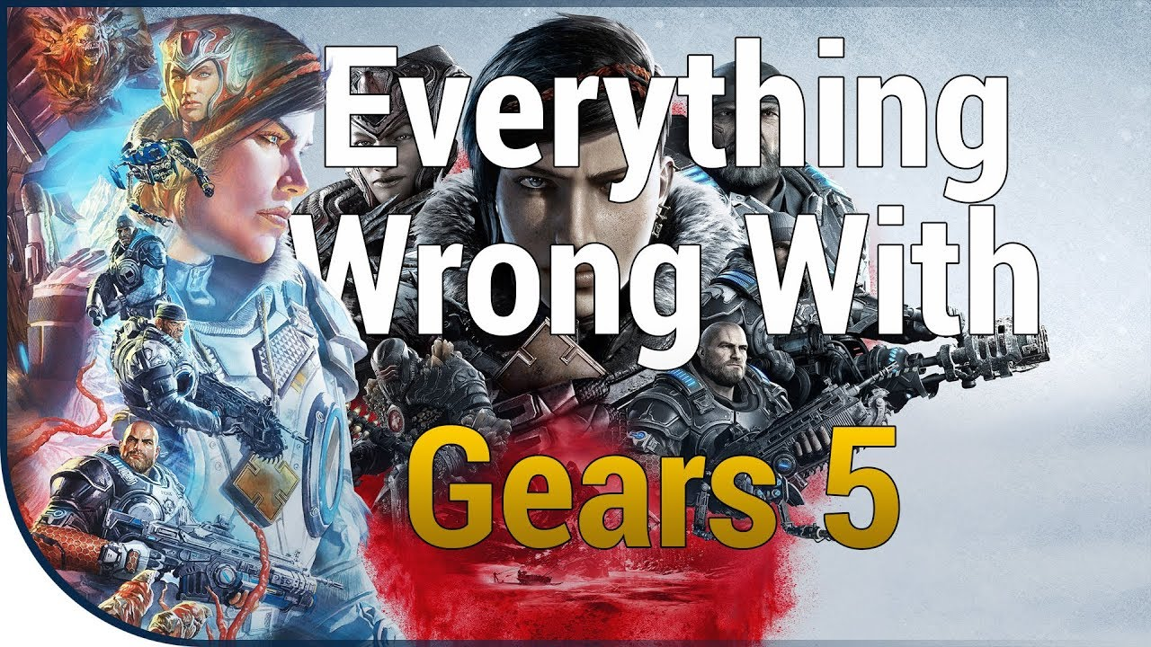 GAME SINS | Everything Wrong With Gears 5 thumbnail