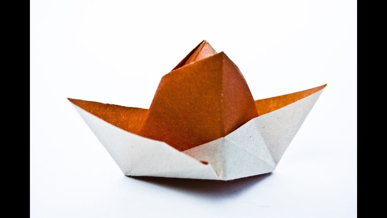 origami cowboy hat - YouTube - photo#2