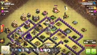 Clash of Clans - Canal Lords of War (GuilhermeGun)