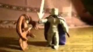 Монстр vs рыцарь.wmv