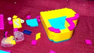 Конструктор Лего.  Обзор Детской игры.