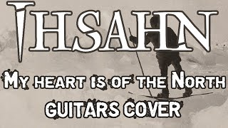 Ihsahn - My Heart is of the North - Guitars cover