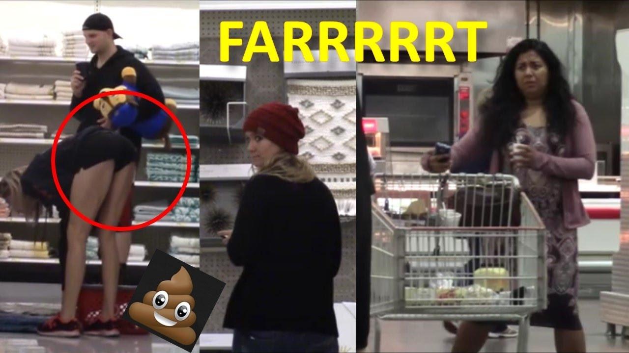 Funny WET Fart Prank!! Sharter Saturdays S1•Ep. 31 (Target
