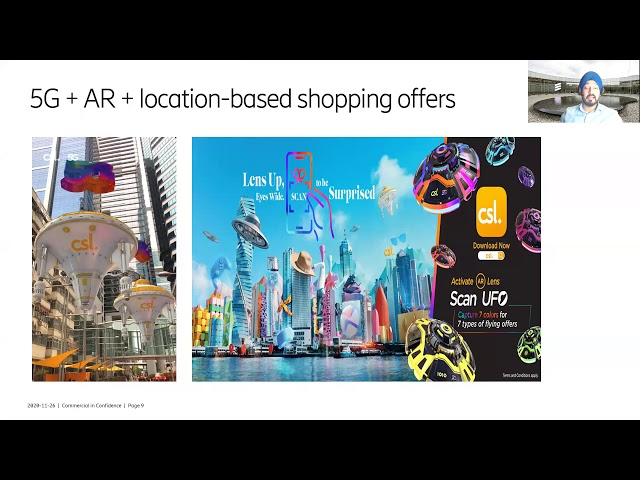 Immersive research  virtually anywhere Ericcson